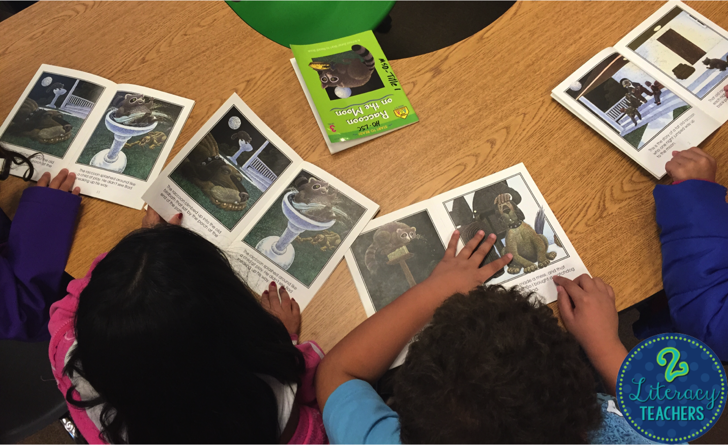Guided Reading…An Easy Way to Put it All Together!!