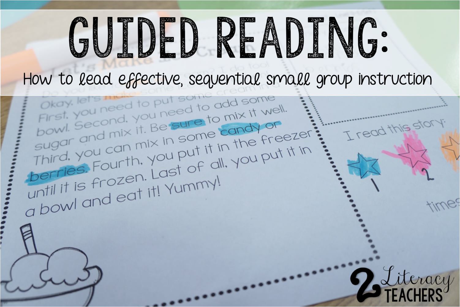 Guided Reading: Leading Effective Groups