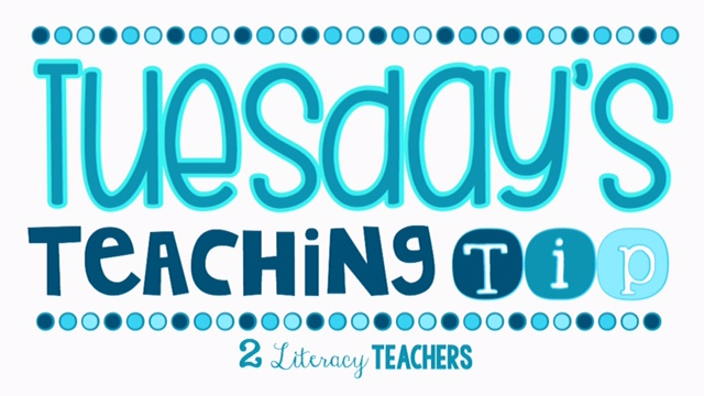 Tuesday's Teaching Tip – Do You Share?