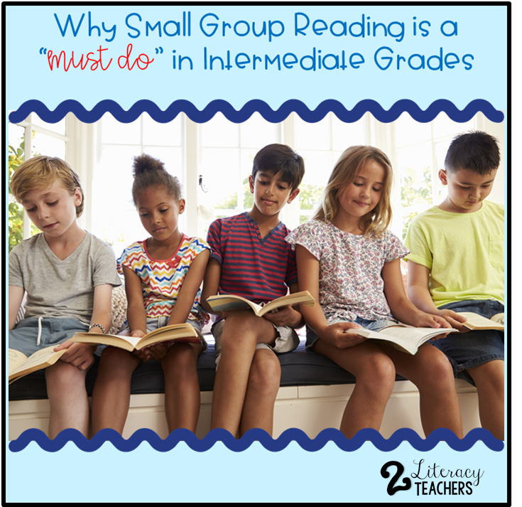 Small Group Reading – Intermediate